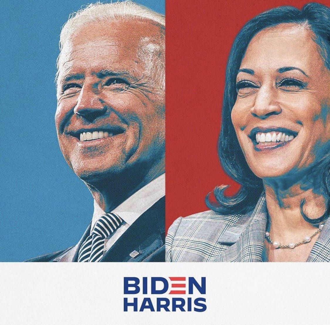 Biden & Kamala